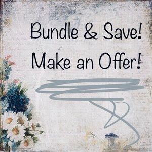 Other - ** BUNDLE! ** MAKE OFFERS! **